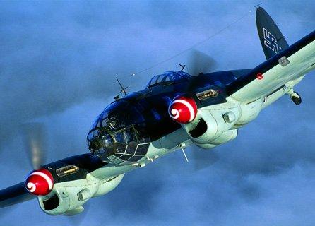 Heinkel He 111 Bomber Heinkel He 111